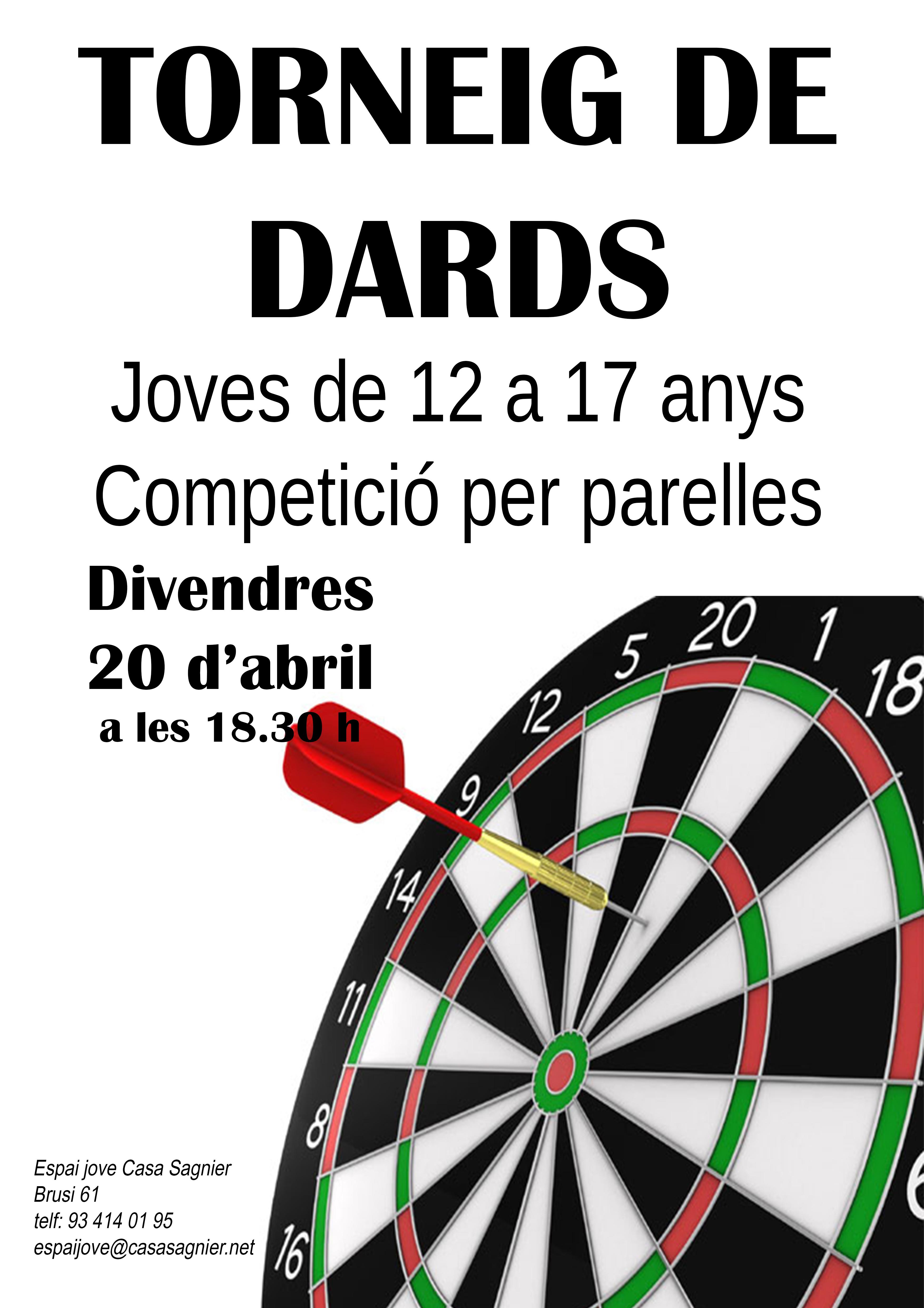 torneig dards